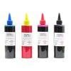 Set botella tinta Dye 250 ml. Brothe 4 colores