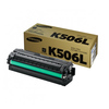 TONER ORIGINAL SAMSUNG K506L NEGRO 6000PAG