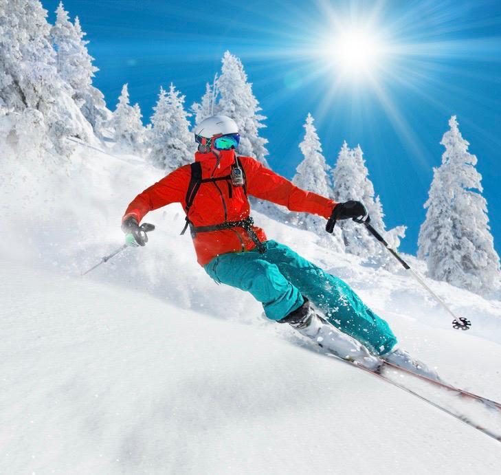 Cascos de Ski