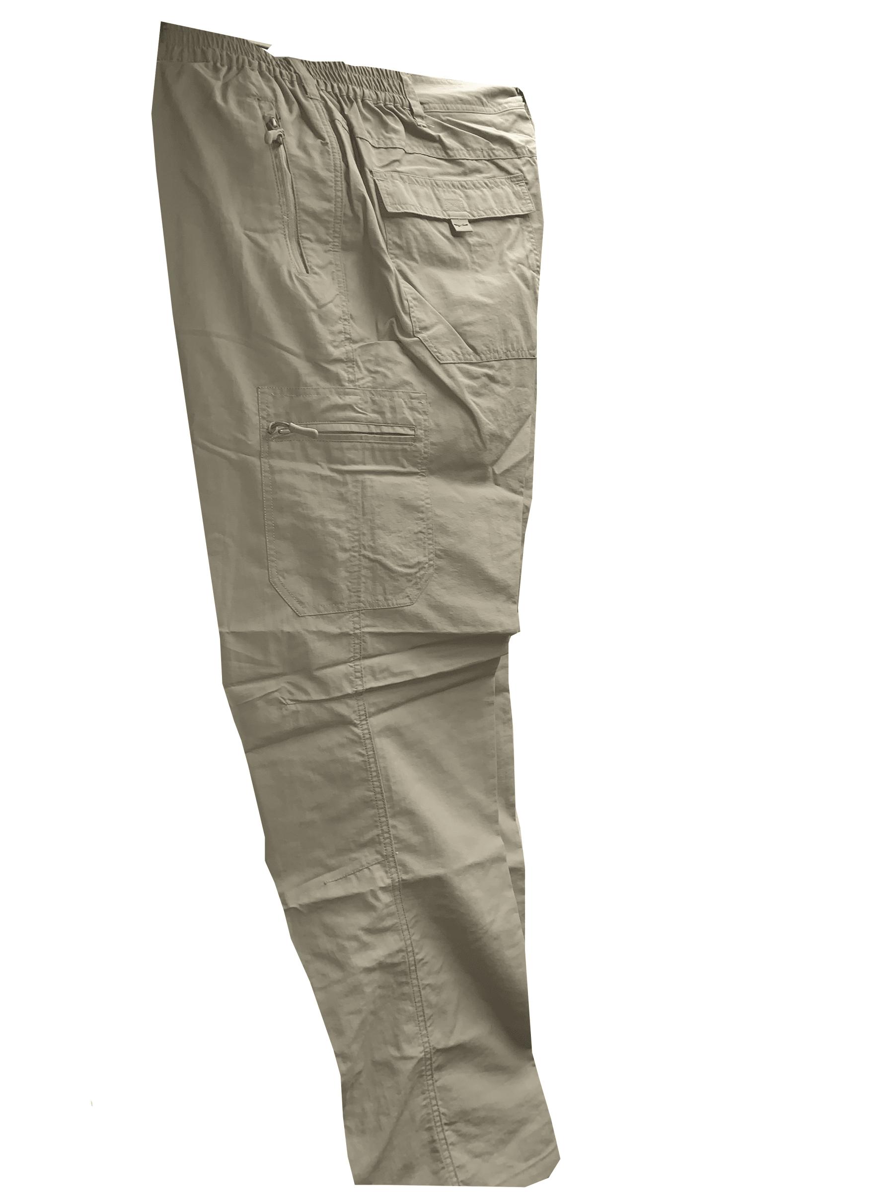 Pantalon Hombre Kanu Outdoor Hombre Beige Oscuro Grunenoutdoor