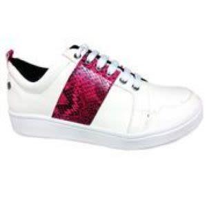 zapatilla fashion blanca tira pink 196381 0005