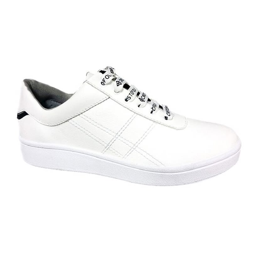 zapatilla fashion blanca 196379 0004