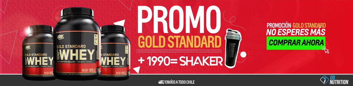 Promocion proteina + shaker