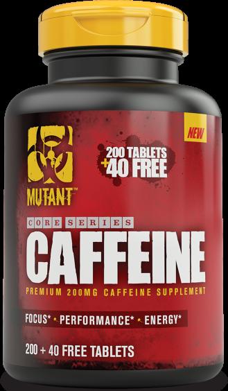 Cafeina Mutant  240 Capsulas