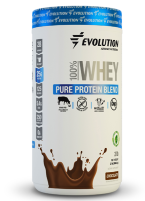 100% Whey Blend 2 Lbs