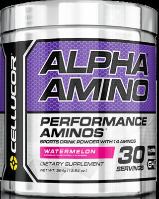 Alpha Amino 30 Servicios