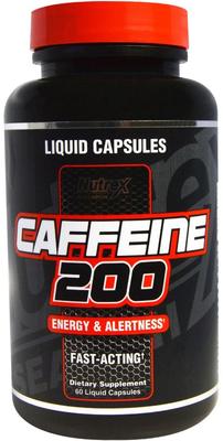 Cafeina 200 60 Capsulas