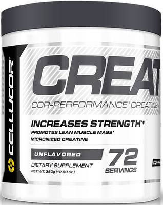 Creatina Cellucor 72 Servicios
