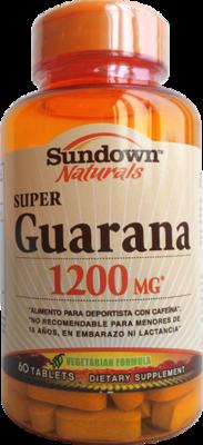 Guarana 1200 Mg 60 Capsulas
