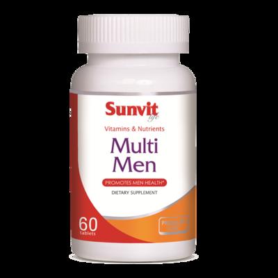 Multimen 60 Capsulas