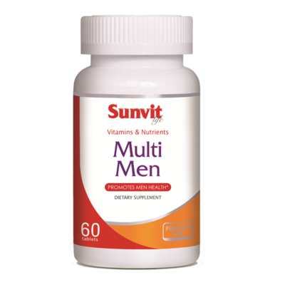 Multimen 60 Capsulas