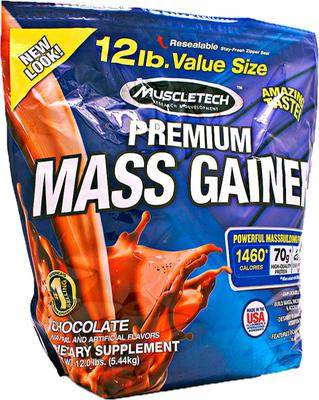 Premium mass Gainer 12 Lbs