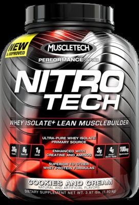Nitro Tech 4 Lbs