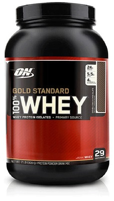 Gold Standard 100% Whey 2 lbs