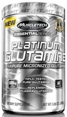 Platinum Glutamina 300 Gr