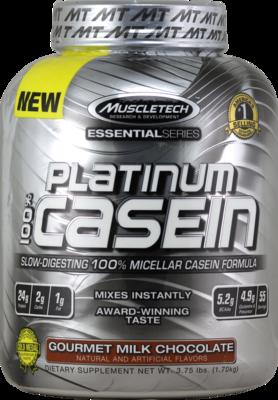Platinum Caseina  3.6 Lbs
