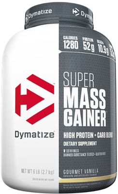 Super Mass Gainer 6Lbs