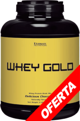 Whey Gold 5 Lbs UL