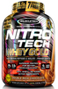 Nitro Tech 100% Whey Gold 5,5 Lbs