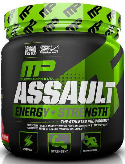 Assault Energy 30 Servicios