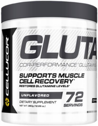 Glutamina Cellucor 72 servicios