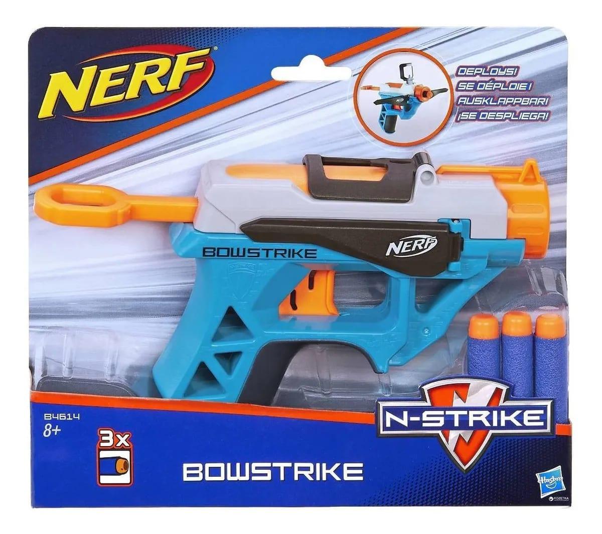 Nerf Elite 2.0 Shockwave Rd-15 - Hasbro E9527 - 1001Juguetes