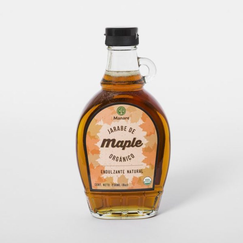 Jarabe de Maple Orgánico 236 ml