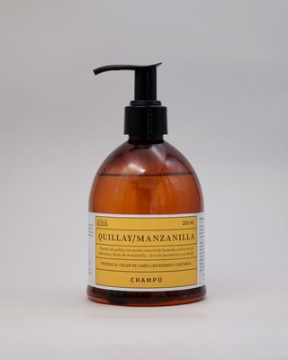 Shampoo Quillay Manzanilla 300 ml