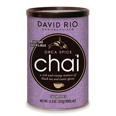 Orcha Spice Chai David Rio 337 grs