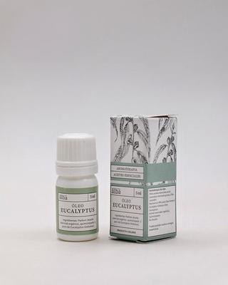 Oleo Eucalyptus Aromaterapia 5 ml