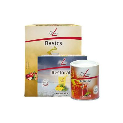 Pack Fitline Activize + Basics + Restorate