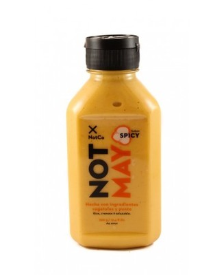 Not Mayo Spicy 350 grs