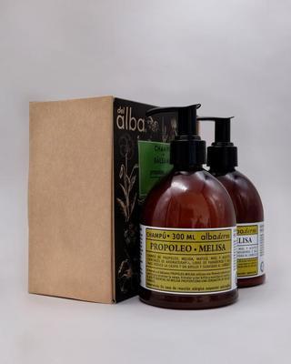 Pack Shampoo + Bálsamo Propóleo Melisa