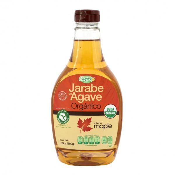 Jarabe de Agave Orgánico 660 ml