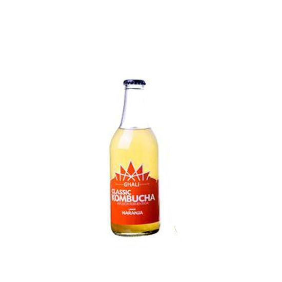 Ghali Kombucha Classic Naranja