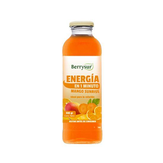 Berrysur Energía Mango Sunrise