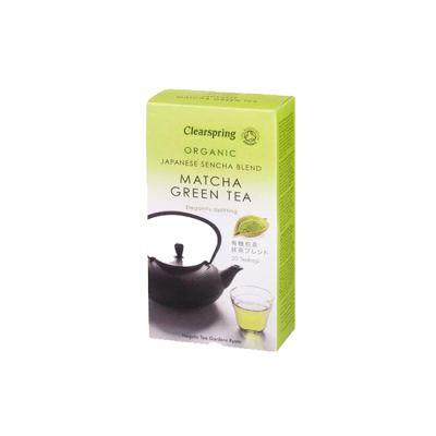Clearspring Japanese Sencha Blend - Matcha Green Tea