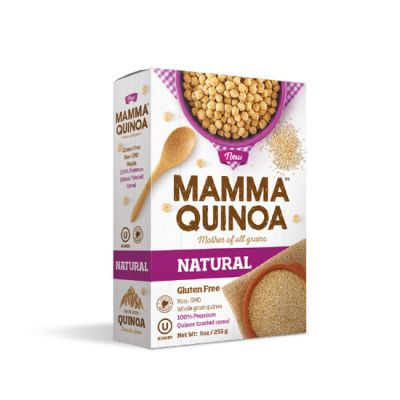 Mamma Quinoa Natural 2