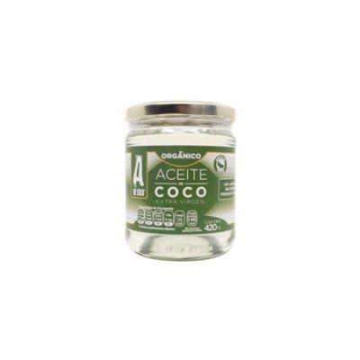 A de Coco Aceite de Coco