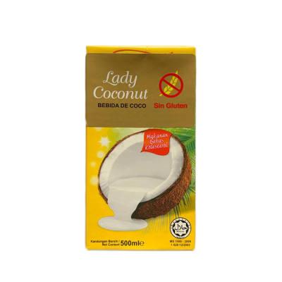 Lady Coconut Bebida de Coco 500ml 1