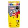 Lápices 12 Colores Acuarelables Artel