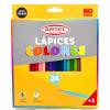 Lápices 24 colores Artel