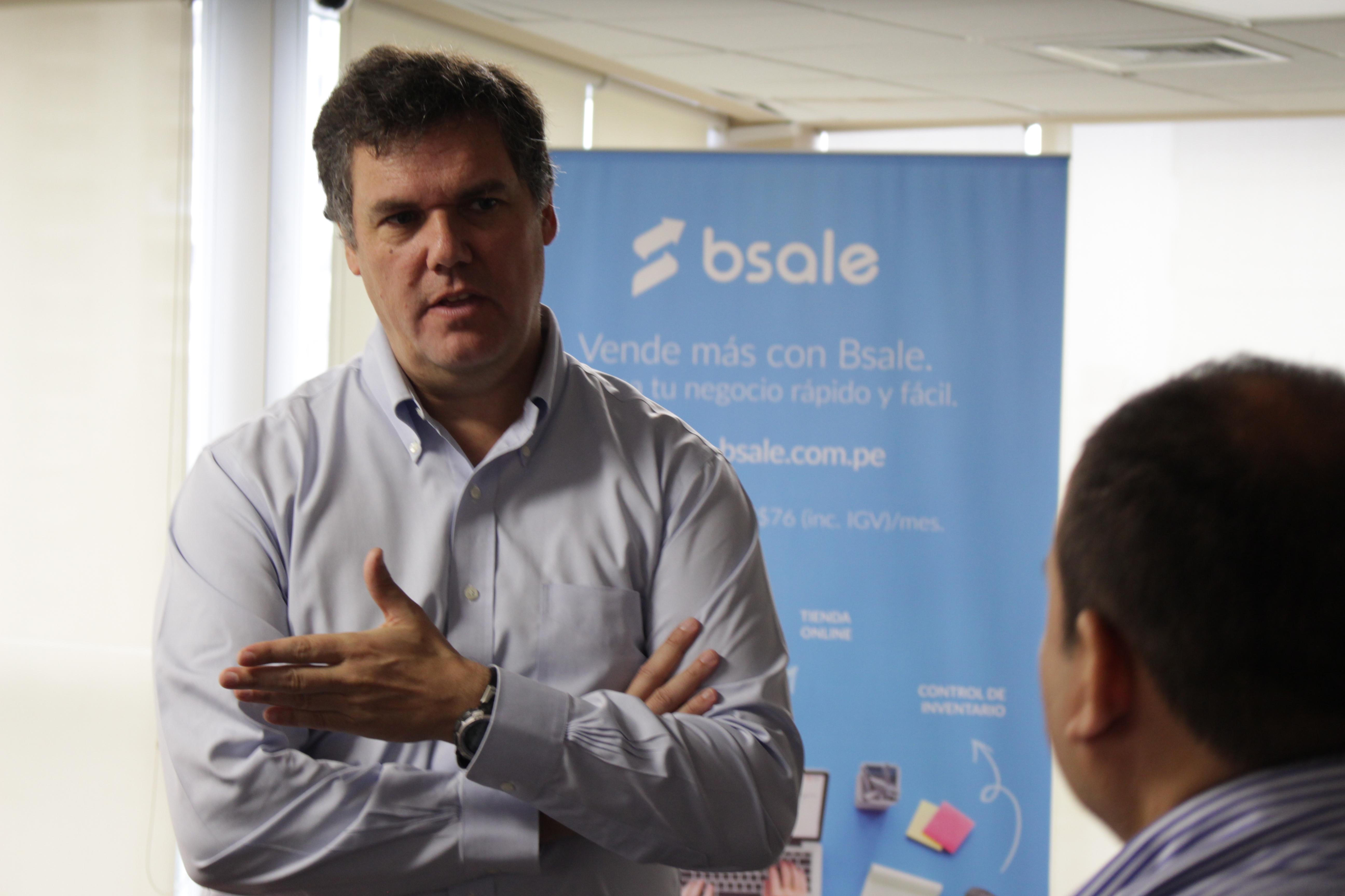 Gustavo Montero en entrevista para el portal PQS La Voz de los Emprendedores