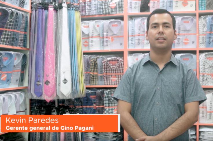 Kevin Paredes - Gino Pagani