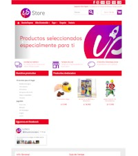 Up store