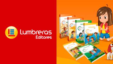 Tarjeta Lumbreras- Libros, educacion
