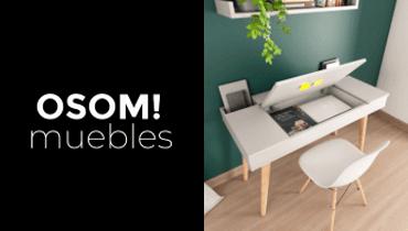 Tarjeta OSOM! Muebles - Servicios, Herramientas visuales