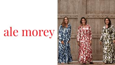 Tarjeta Ale Morey - Moda