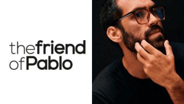 Tarjeta Friend of Pablo - Óptica, Moda