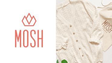 Tarjeta Mosh - Moda, ropa